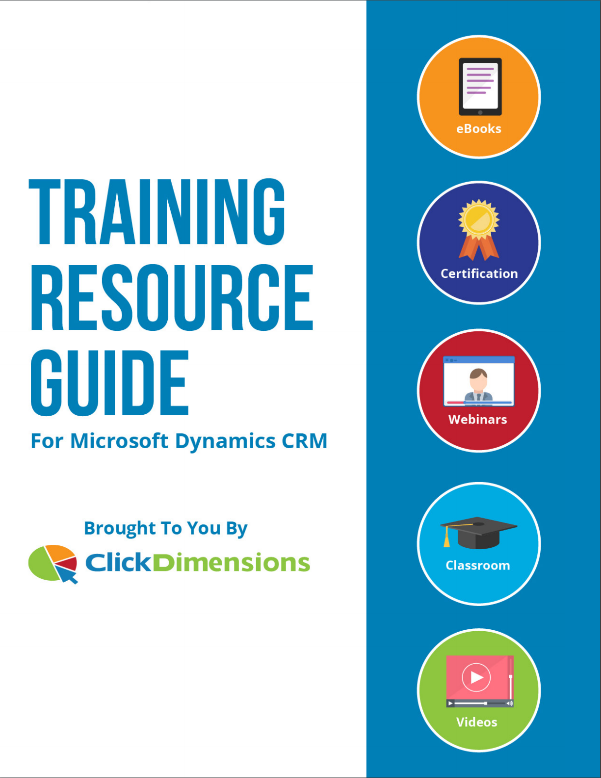 Dynamics CRM Training Cover Image